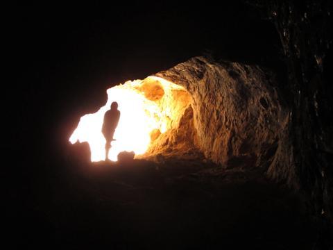 Large Cave Entrance